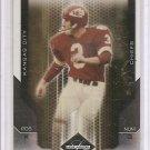2007 Leaf Limited Jan Stenerud Spotlight #1/10 Kansas City Chiefs