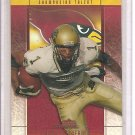 2004 Showcase Larry Fitzgerald Rookie #380/599