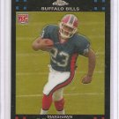 2007 Topps Chrome Marshawn Lynch Rookie Refractor