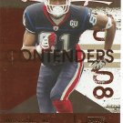2008 Playoff Contenders James Hardy Rookie Year #91/500
