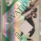 2008 LR&S Marques Colston Standing Ovation Jersey #19/250