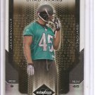 2007 Leaf Limited Chad Nkang Spotlight Rookie #6/10