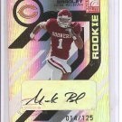 2005 Donruss Elite Mark Bradley TOTC Rookie Auto #14/125
