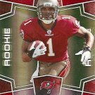 2008 Select Dexter Jackson Red Zone Rookie #3/30