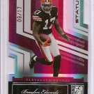 2007 Braylon Edwards Donruss Elite Status #9/17