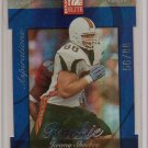 2002 Donruss Elite Jeremy Shockey Aspirations Rookie #56/88