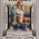 2009 Prestige Cornelius Ingram Xtra Points Black Rookie #2/10