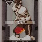 2008 Leaf Limited Willie Lanier 3 Color Patch #5/10