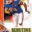 2009 UD Draft Percy Harvin Scouting Report #13/125