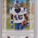 2008 Prestige Dominique Rodgers-Cromartie 10th Anniversary RC #10/10