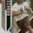 2009 Absolute David Johnson Rookie #496/499