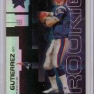2007 LR&S Matt Gutierrez Black Rookie #6/10