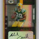 2004 Limited Ahmad Carroll Contenders Preview Auto #15/25