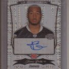 2009 Bowman Stirling Jeremy Childs Xfractor Rookie Auto #4/5