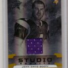2008 LR&S John David Booty Studio Rookies Jersey #183/250