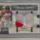 2009 Absolute Andre Johnson TOTT Jumbo 2 Clr Patch #7/15