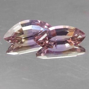 100% Natural Mined From Earth 2.98ct Bi-Color Ametrine