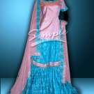 Light Pink Sharara 086