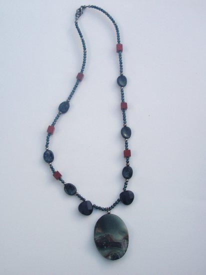 Jaded Necklace