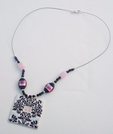 Rosemail Necklace