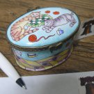 Playful Kitty Cats Oval Stamp Holder / Dispenser