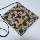 Small Square Purse w/ Funky Chickens Hens