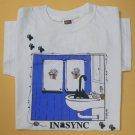 In Sync Cat Tee T-Shirt - Size (Large)