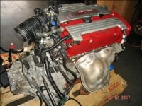 Honda JDM K20A Type R Honda Accord / Acura TSX Engine Swap 2002 +