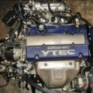 Honda Used Accord Prelude JDM H23A DOHC Vtec 2.3L Blue Top Engine Only