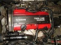 Nissan JDM CA18DET Turbo Nissan Silvia / 240SX Engine Swap