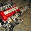 Nissan JDM SR20DET S13 Red TopNissan Silvia / 240SX Engine Swap