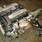 Nissan JDM SR20DET S14 Black Top Nissan Silvia / 240SX Engine Swap