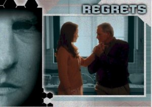 Alias Season 4 Regrets Foil Set (6)