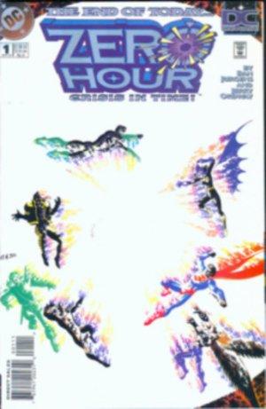 Zero Hour 0 + 1 + 2 + 3 + 4 + Sampler + Superman 30