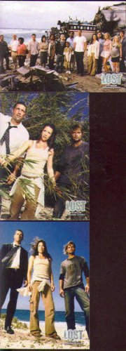 Lost Season One 1 Promos L1-1 + L1-DS + L1-PN