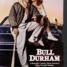 Bull Durham DVD - Kevin Costner, Susan Sarandon, Tim Robbins