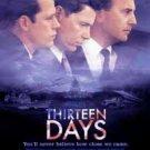 Thirteen Days poster, advance one-sheet - Kevin Costner, Bruce Greenwood, Steven Culp