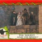 Robin Hood: Prince Of Thieves trading card #65 from 88-card set - Alan Rickman, Mary E. Mastrontonio