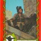 Robin Hood: Prince Of Thieves trading card #81 from the 88-card set - Morgan Freeman