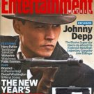 Entertainment Weekly magazine - issue #1029, January 9, 2009 - Johnny Depp cover