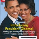 TV Guide magazine - dbl iss #2918/2919, January 26, 2009 - Pres. & Mrs. Obama cover