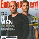 Entertainment Weekly magazine - issue #1043, April 17, 2009 - Vin Diesel Paul Walker cover