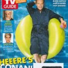 TV Guide magazine - double issue #2938/39, June 1, 2009 - Conan O'Brien cover