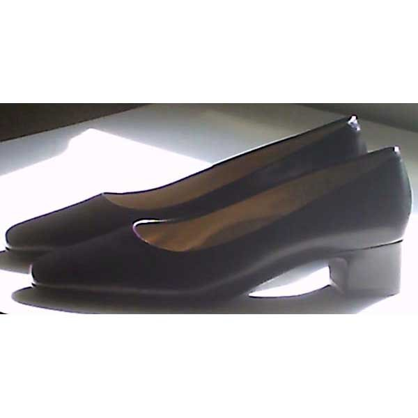 """Shoes - black leather pumps - """"Sophia"""" by Maripe - size 8.5 M - new"""