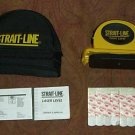 STRAIT - LINE LASER LEVEL NEW WITH CASE