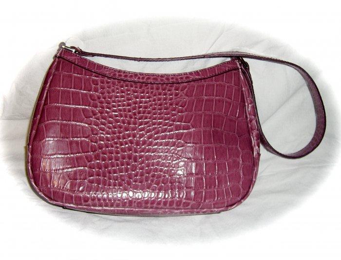 Liz Claiborne Designer Hand bag New No tags Mauve
