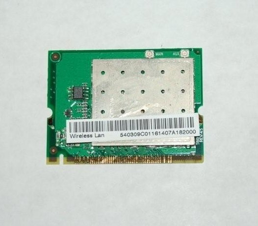 Acer Aspire 3620 Mini PCI WIFI Wireless Card  TESTED