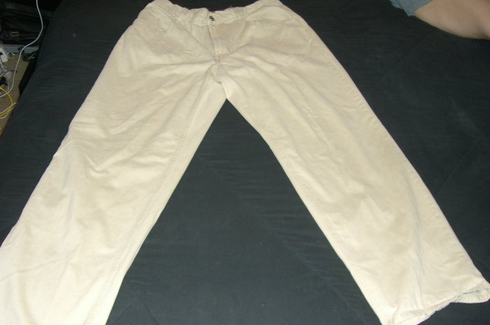 MENS Original Arizona Authenticated Loose Fit Jeans Wear Tan