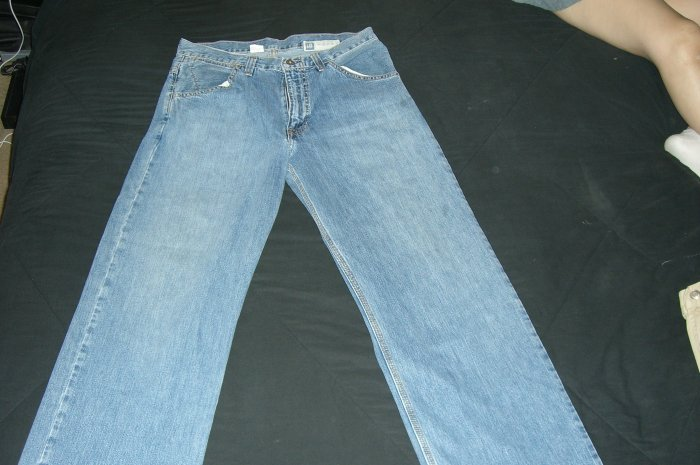 The gap Worker Jean  Blue Jeans