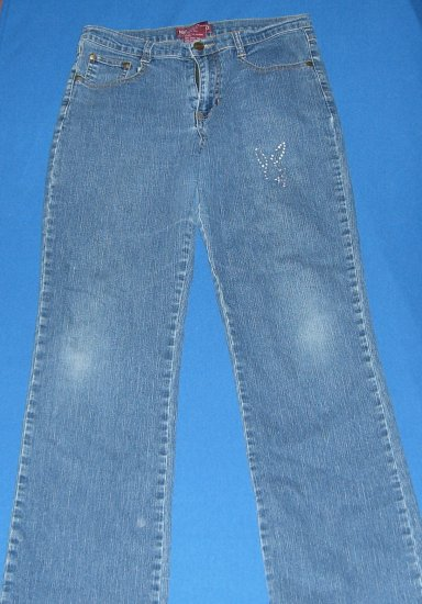 NSI Jeans Womens Stretchy Jeans